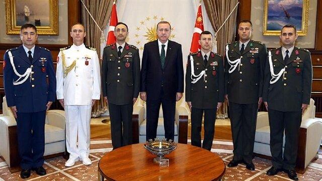 Cumhurbaşkanı Erdoğan 'yaver' istemiyor