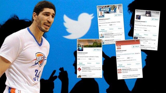 Twitter'dan FETÖ'cülerin hesaplarına operasyon