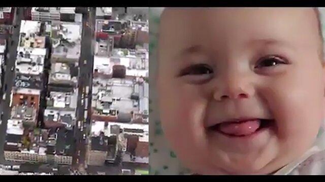 Zaman'ın 9 ay önceki reklamı: Siren sesi ve gülen bebek