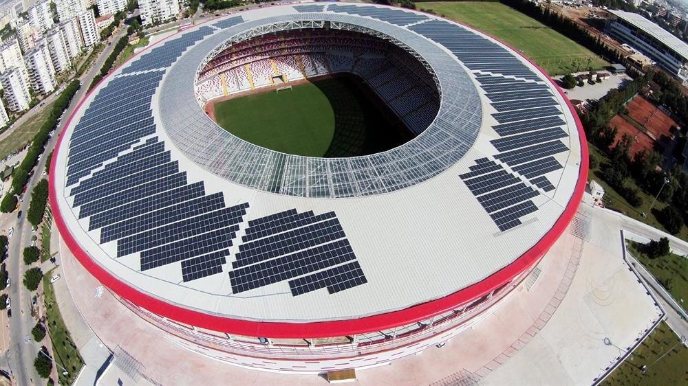 Türkiye-Rusya mücadelesi Antalya Arena'da oynanacak.