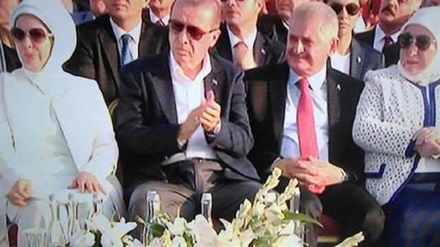 Cumhurbaşkanı Erdoğan'ın Yenikapı'da alkışladığı sözler