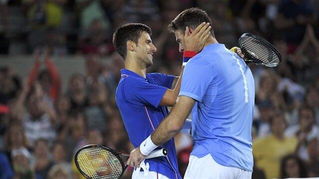 Novak Djokovic ilk turda veda etti