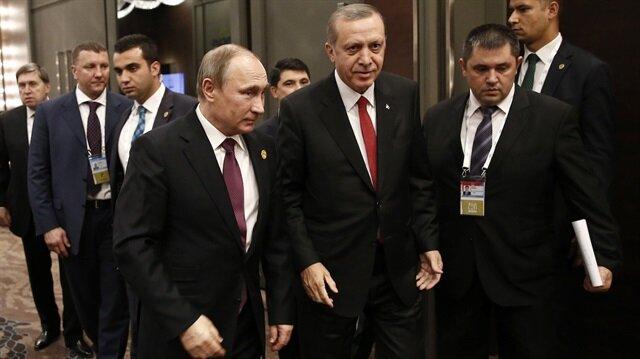 Guardian: Batının tavrı Türkiye-Rusya ilişkilerini etkileyecek