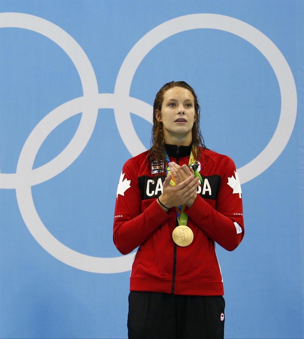 Penny Oleksiak, 21. yüzyılda doğan ve olimpiyatlarda altın madalya kazanan ilk sporcu oldu.