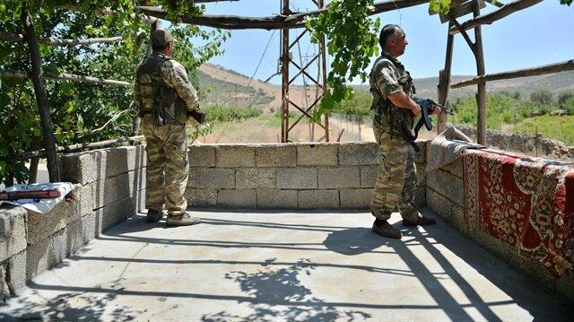 Köy korucuları 'FETÖ-PKK' ilişkisine işaret etti