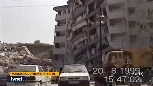 Büyüteç: 17 Ağustos Depremi