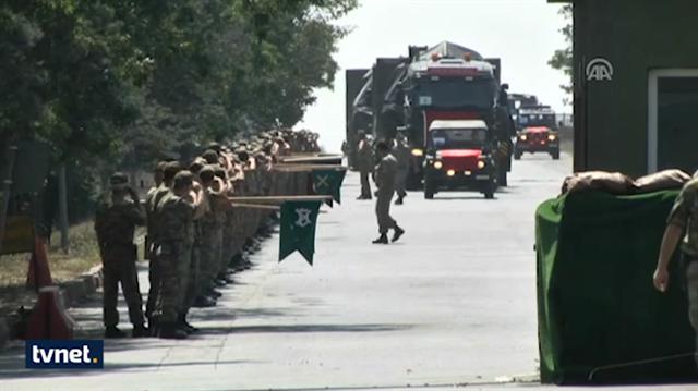 تركيا.. الشروع بنقل الوحدات العسكرية خارج المدن