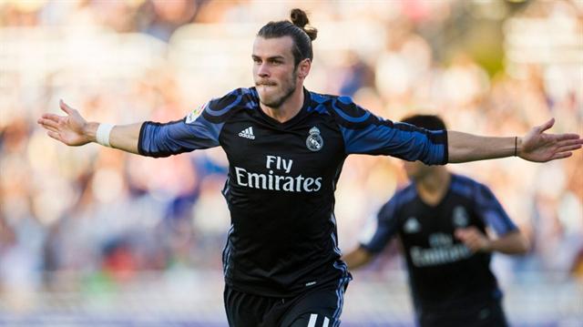 Ronaldo yoksa <br/>Bale var