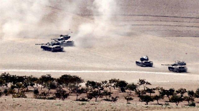 46 DAEŞ'li terörist öldürüldü