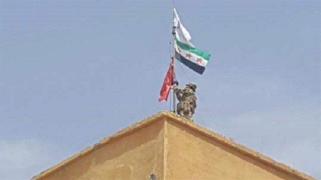 الجيش السوري الحر يدخل جرابلس