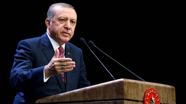Erdoğan: Turkey will never give consent to a fait accompli in Syria