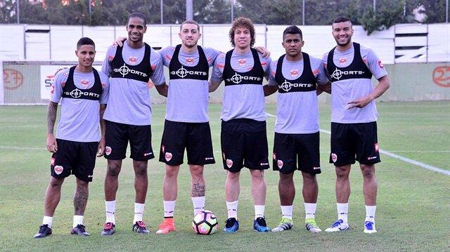 Süper Lig ekibinde <br/>dikkat çeken ayrıntı