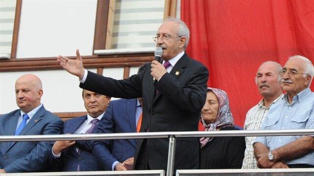 Kılıçdaroğlu: Vazgeçmeyeceğiz