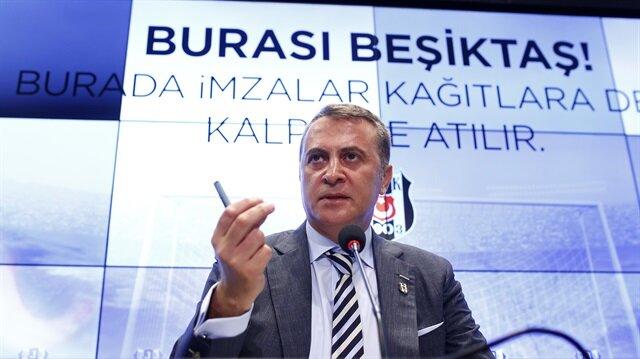 Aboubakar ve Nasri <br/>için ilk açıklama