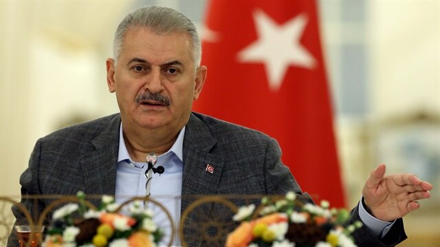 Syria's Jerabulus must be cleared of PYD: Turkish PM