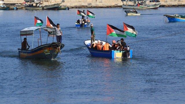 İsrail Gazzeli balıkçıyı vurdu