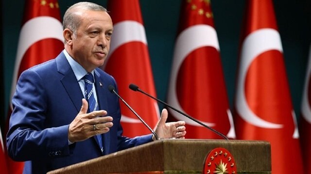 أردوغان: تركيا ستتغلب دائما على المصاعب بوحدتها وتضامنها