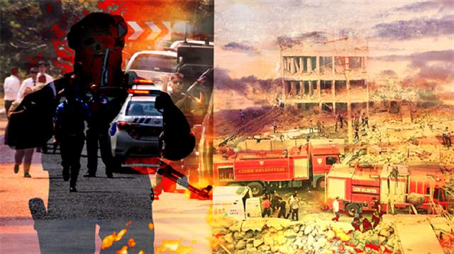 تنظيم بي كا كا الإرهابي يتبنّى هجوم ولاية شرناق