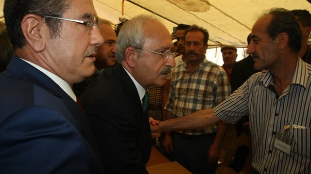 Kılıçdaroğlu'ndan Artvin şehidinin ailesine z...