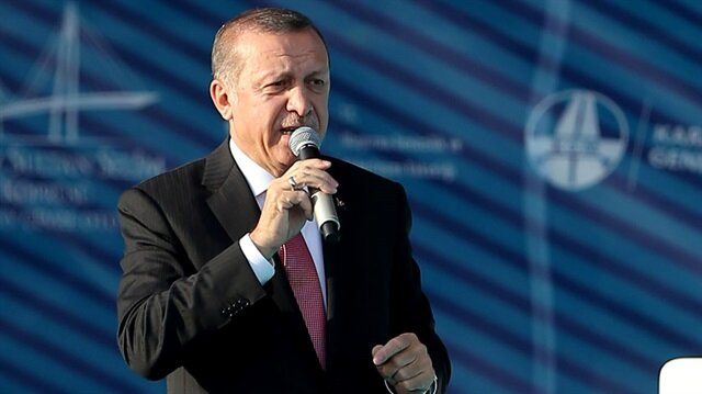 Cumhurbaşkanı Erdoğan: Gaziantep'e gideceğim