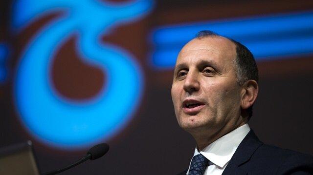 Trabzonspor Başkanı'ndan taraftarlara müjde