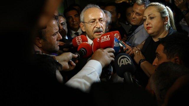 Kılıçdaroğlu: Keşke o şehit olmasaydı