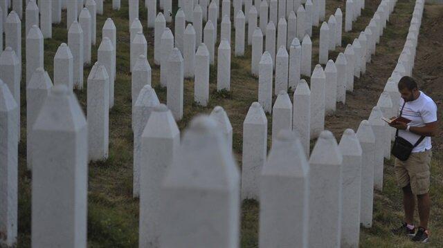 Bosna'da defnedilenler doğru kişi olmayabilir
