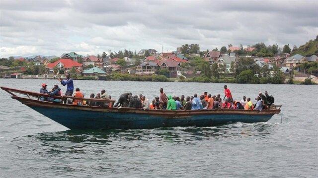 Tekne kazasında 20 kişi öldü