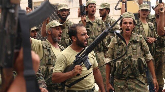 ÖSO birlikleri 5 köyü DAEŞ'ten geri aldı