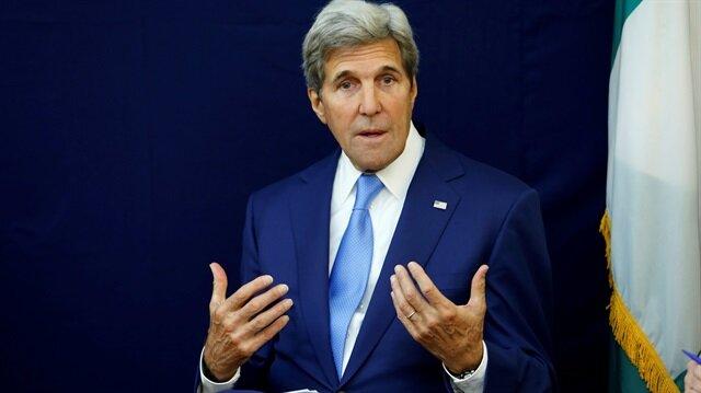 Kerry'den PYD'ye destek itirafı