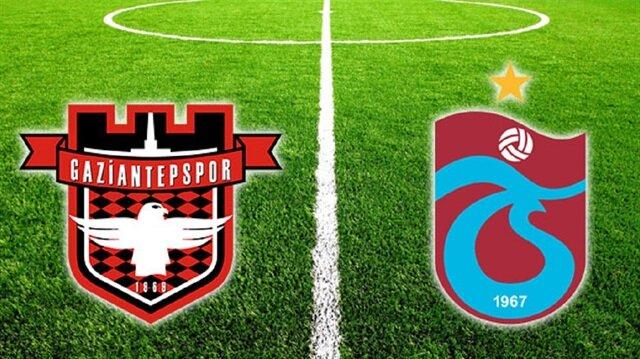 Trabzonspor, Gaziantepspor'un golüne engel olamadı ve sahadan 1-0 yenik ayrıldı