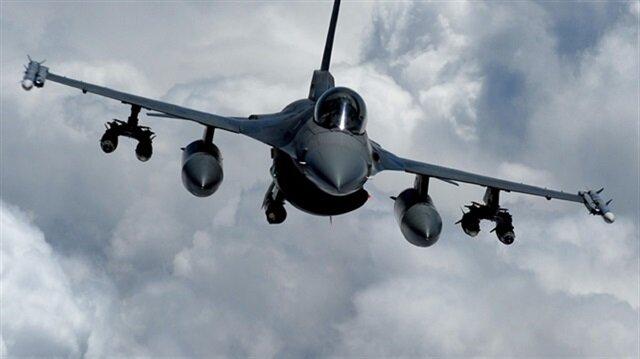 Turkish warplanes, artillery hit targets in Syria: 25 terrorists killed