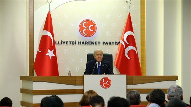 Turkish party leader in 'destroy terrorists' call