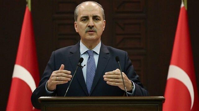 Damascus knew about Euphrates Shield operation: Turkish Deputy PM