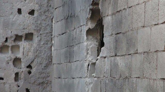 Kilis'e Suriye'den roketli saldırı