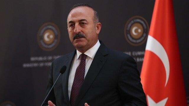 Daesh flees over Euphrates Shield operation: Turkish FM
