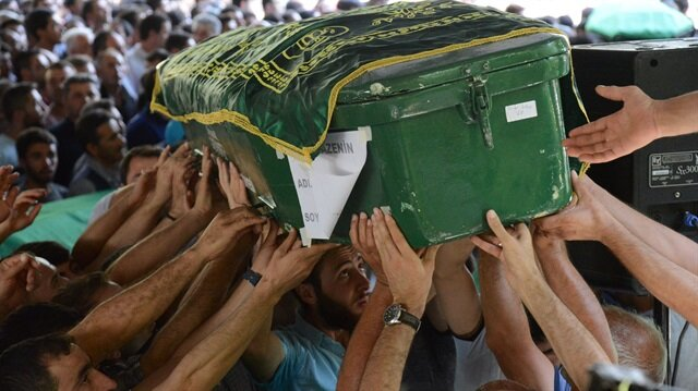 عدد ضحايا هجوم غازي عنتاب يرتفع إلى 56 قتيلاً