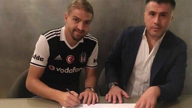 Caner Erkin'in<br/>Beşiktaş'a maliyeti