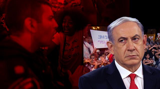 'İsrail'de iç savaş çıkabilir'