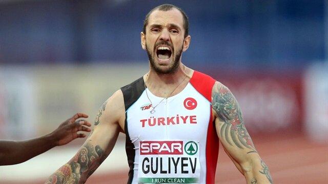 23. Avrupa Atletizm Şampiyonası'nda Avrupa ikinciliği bulunan milli atlet Ramil Guliyev, Zagreb'teki 66. Boris Hanzekovic Yarışmaları'nda 2. oldu.