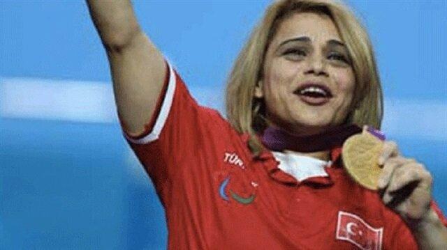 Nazmiye Muratlı dünya rekoru kırdı