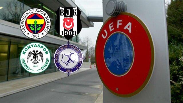 UEFA'dan <br/>saat ayarı