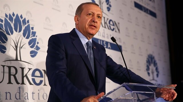 The world is coming around to our view on Syria: Erdoğan