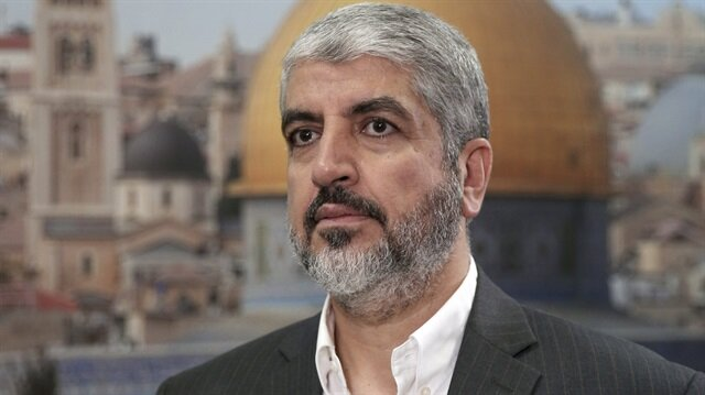 Hamas chief Meshaal says to step down next year