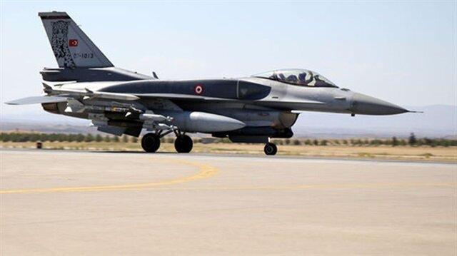 45 savaş uçağı ile 11 helikopter Ankara dışına nakledildi