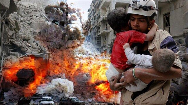 Halep'te can kalmadı