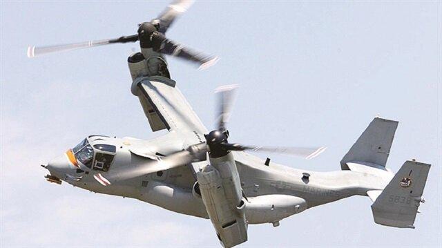 PKK'ya silahları getiren o uçak