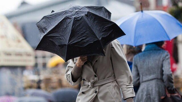 Meteorolojiden İstanbul ve 8 ile uyarı