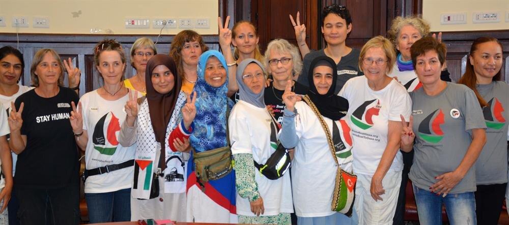Gazze'deki ablukayı delmek için