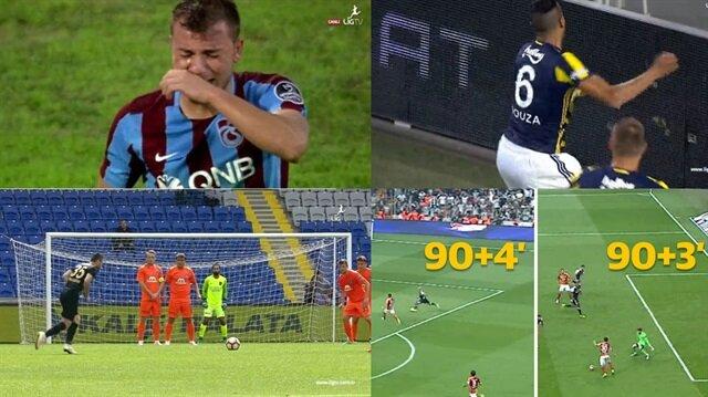 Süper Lig'de <br/>5.haftanın özeti